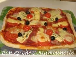cuisiner une pizza pizza facile à la charcuterie italienne et divers fromages