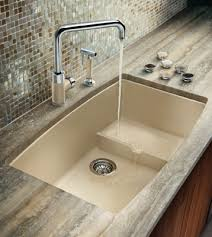 Advantages To Buy A Silgranit Kitchen Sink From Blanco Modern - Blanco kitchen sink reviews