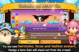 Home Design Story Update by Update Globally Released Nexon Korea Releases Pocket Maple Story