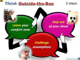 What Is Comfort Zone Mean Thinking Outside The Box Creativity Teachniques And Habits