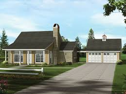 House Plans With 2 Separate Attached Garages by Opulent Ideas House Plans With Detached Garage And Breezeway 7