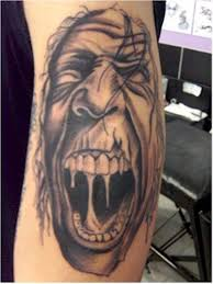 horror design 3 tattoos book 65 000 tattoos designs