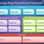 strategy map powerpoint template free strategy map powerpoint