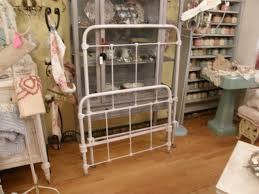 romantic wrought iron queen bed metal beds antique white f msexta