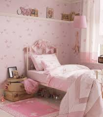 dream girls room with laura ashley bella butterfly wallpaper