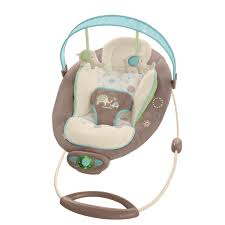 Baby Bouncing Chair Amazon Com Ingenuity The Gentle Automatic Bouncer Sahara Burst