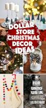 Home And Garden Christmas Decorating Ideas by Best 25 Dollar Tree Christmas Ideas On Pinterest Dollar Tree