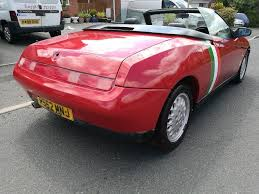 alfa romeo 916 spider in telford shropshire gumtree