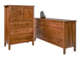 craftsman dressers hardwood artisans handcrafted bedroom furniture