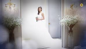 wedding dress korean sub indo in preview for episode 18 of my from the cheon song yi