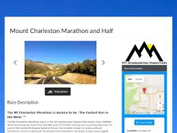 Google Maps Las Vegas Nv by Mount Charleston Marathon Las Vegas Las Vegas Nv Nv Nov 19 2017