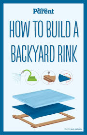 25 best backyard ice rink kit images on pinterest backyards