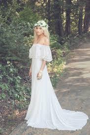 wedding dress inspiration bohemian wedding dress inspiration