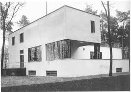 sommerfeld house berlin germany 1920 22 walter gropius and