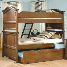 Youth Bunk Beds American Woodcrafters Bradford Youth Trundle Bunk Bed Ahfa