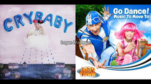 carouse wedding band melanie martinez vs lazytown we are number one but we re on a