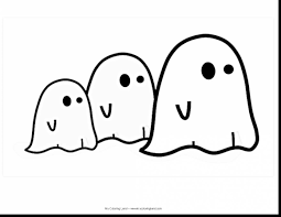 cute halloween ghost pictures awesome halloween mummy coloring pages for kids with cute