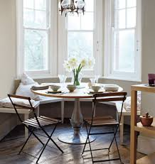 Table Banquette Pale Green Dining Area Pedestal Table Banquette Seatin U2026 Flickr