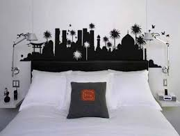 Creative Wall Painting Ideas For Bedroom Bedroom Furniture - Creative ideas for bedroom walls