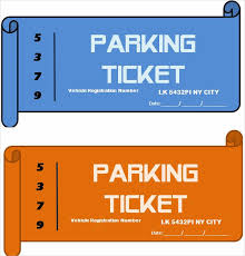 25 ticket templates free sample example format free