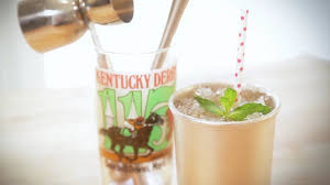 mint julep cocktail kentucky derby mint julep youtube