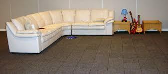 Wood Flooring For Basement by Resurface With Mateflex U0027s Basement Floor Tiles Mateflex