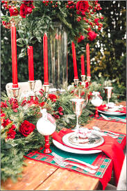Table Decorations For Christmas Unusual Christmas Table Decorations Rainforest Islands Ferry