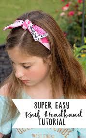 headbands that stay in place best lil diy headband headband tutorial