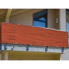 obi sichtschutz balkon balkonsichtschutz 90 cm terracotta meterware kaufen bei obi
