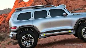 jeep icon concept 2012 mercedes benz ener g force suv concept youtube