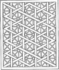 free coloring coloring triangles traits anti stress
