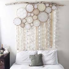 Easy Way To Hang Curtains Decorating Best 25 Diy Headboards Ideas On Pinterest Creative Headboards