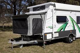 Caravan Floor Plans Windsor Rapid An Expanding Caravan And Pop Top Featuring Various