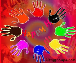 holi theme for kitty party fun with holi party games