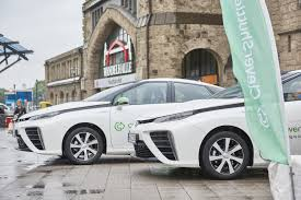 clever and climate friendly 20 toyota mirai for hamburg