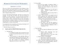 Free Marriage Counseling Worksheets by Rest Worksheet Conflict Resolution Therapy And Worksheets