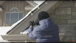 how to install christmas lights how to install christmas lights on your house 6 steps youtube