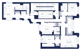 New York Apartments Floor Plans Condos For Sale In New York 1110 Park Ave