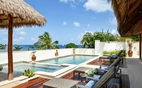 paradise beach nevis luxury caribbean villas