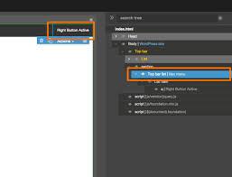 Html Top Navigation Bar Navigation Menus Pinegrow Web Editor Documentation And Tutorials