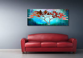 some really cool pics art in modern home setting