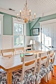farmhouse cushions dining room farmhouse with white waincoting