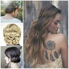 wedding hairstyles 2017 haircuts hairstyles and hair colors