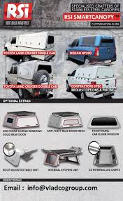 Alpha Canopies by 50 Best 4wd Hilux Accessories Images On Pinterest Accessories