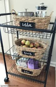 best 10 rolling kitchen cart ideas on pinterest kitchen island