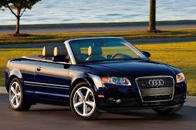 audi a4 modified view of audi a4 cabrio 3 0 v6 photos video features and tuning