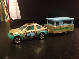 land rover matchbox matchbox land rover freelander and pop up camper by patyler1 on
