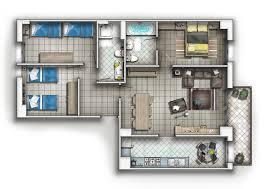 residential floor plan 2d residential home floor plan 02 2d floor designs pinterest