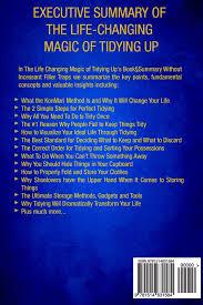 amazon com the life changing executive summary of the life changing magic of tidying up the