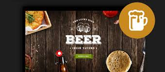 30 best themes for bars pubs breweries 2017